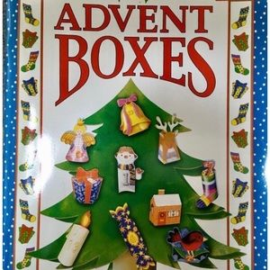 Christmas Advent boxes to make